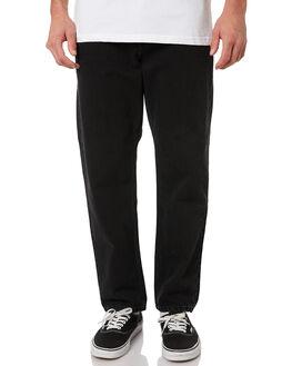 RETRO BLACK MENS CLOTHING DR DENIM JEANS - 1930101-A58