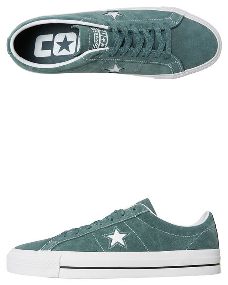 53131d0f963a CONVERSE Mens One Star Pro Suede Shoe