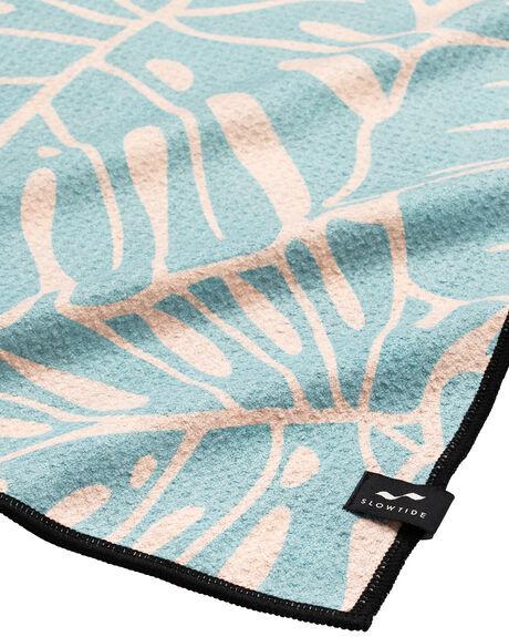 BLUE MENS ACCESSORIES SLOWTIDE TOWELS - ST324BLU