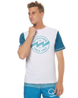 WHITE BOARDSPORTS SURF QUIKSILVER MENS - EQYWR03068WBB0
