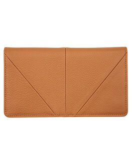 TAN WOMENS ACCESSORIES STATUS ANXIETY PURSES + WALLETS - SA1402TAN
