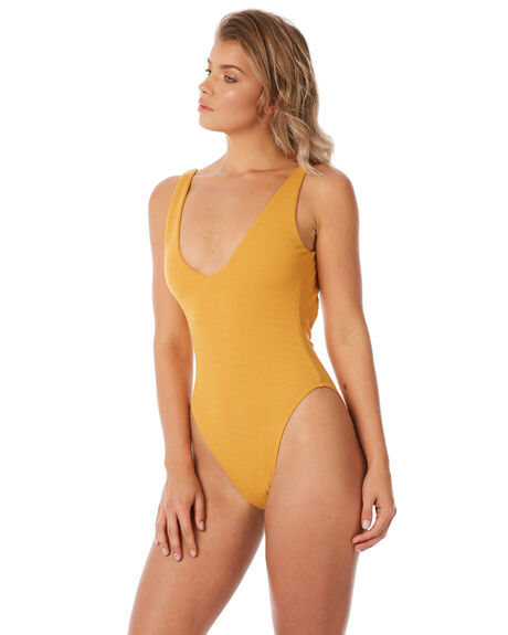 AMBER OUTLET WOMENS AFENDS ONE PIECES - W183702-AMB
