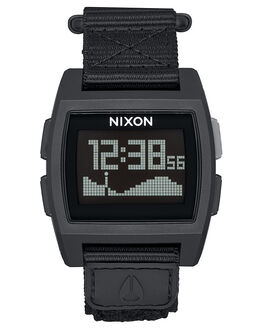 ALL BLACK MENS ACCESSORIES NIXON WATCHES - A1169001