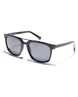 BLACK GLOSS GREY MENS ACCESSORIES VONZIPPER SUNGLASSES - SMFPLIPBVBLKGR