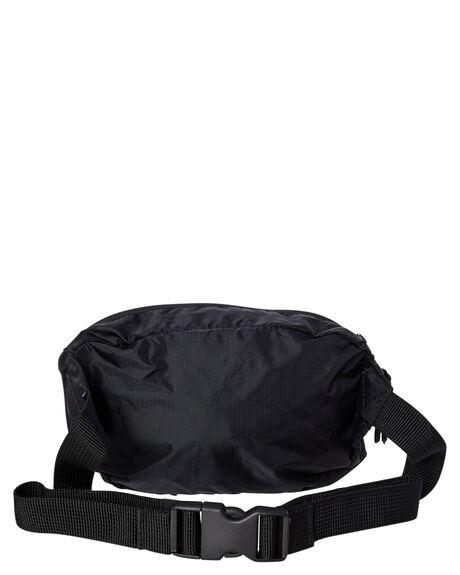 BLACK MENS ACCESSORIES BRIXTON BAGS + BACKPACKS - 05248BLK