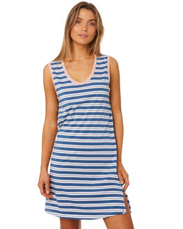 NAVY WOMENS CLOTHING RHYTHM DRESSES - APR17G-CT05-NAV