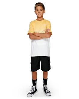 MINERAL YELLOWOW KIDS BOYS ELEMENT TOPS - EL-393002-MYW