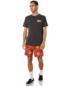PHANTOM BLACK MENS CLOTHING DEUS EX MACHINA TEES - DMA201565DPHBLK