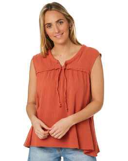 EARTH WOMENS CLOTHING SWELL FASHION TOPS - S8202009EAR