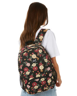 BLACK WOMENS ACCESSORIES RUSTY BAGS + BACKPACKS - BPL0434BLK