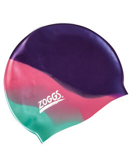 GREEN PINK PURPLE BOARDSPORTS SURF ZOGGS SWIM ACCESSORIES - 300634BLKPG