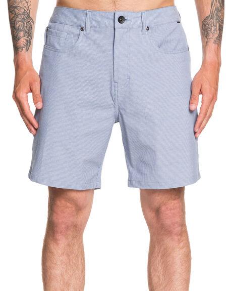 QUIET HARBOR MENS CLOTHING QUIKSILVER SHORTS - EQYWS03634-BLM0