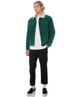 SLICK GREEN MENS CLOTHING WRANGLER JACKETS - 901561LI6
