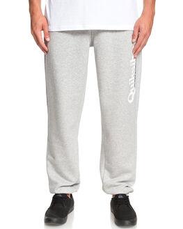 LIGHT GREY HEATHER MENS CLOTHING QUIKSILVER PANTS - EQYFB03166-SJSH