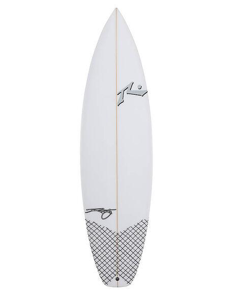CLEAR BOARDSPORTS SURF RUSTY PERFORMANCE - RUSLACKERRCLR1