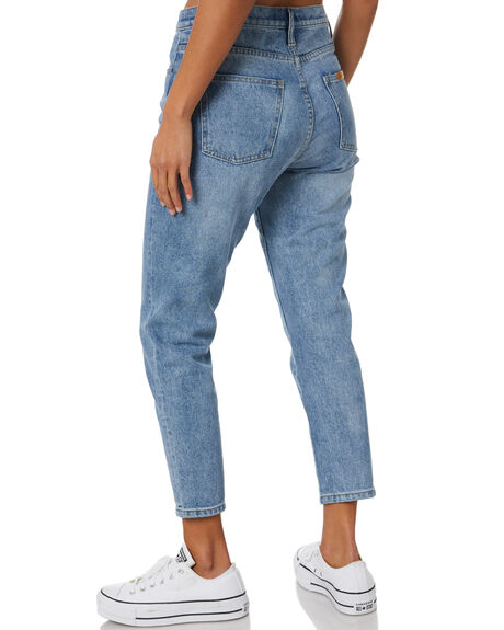 VIN TAGE BLUE WOMENS CLOTHING THE HIDDEN WAY JEANS - H8189195VBLUE