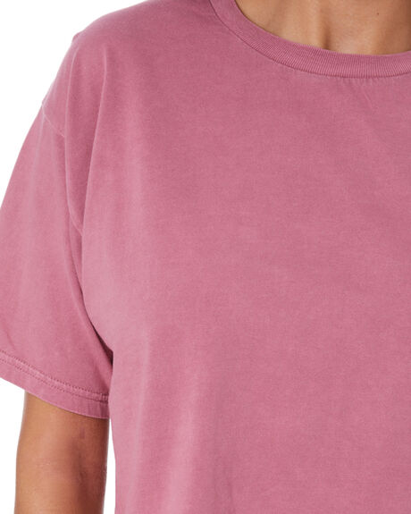 ROSE WOMENS CLOTHING SILENT THEORY TEES - 6044045ROSE