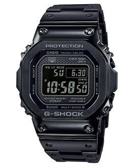 FULL BLACK NEGATIVE MENS ACCESSORIES G SHOCK WATCHES - GMW-B5000GD-1DFBLK