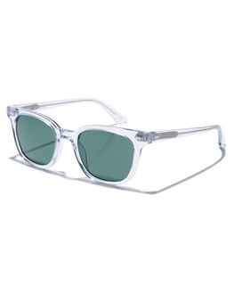 CRYSTAL GREEN MENS ACCESSORIES EPOKHE SUNGLASSES - 0757-CRYPOGRN