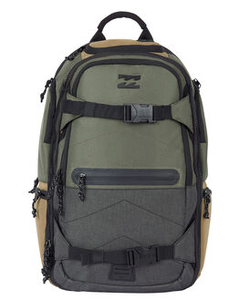 ARMY MENS ACCESSORIES BILLABONG BAGS + BACKPACKS - 9685002ARM