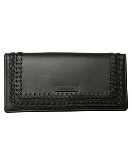 BLACK WOMENS ACCESSORIES BILLABONG PURSES + WALLETS - 6672215BLK