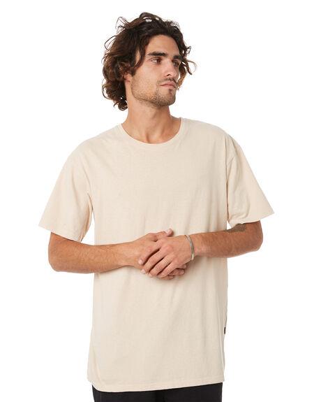 TAN MENS CLOTHING SILENT THEORY TEES - 40X0042TAN