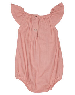 LINEN ROSE KIDS BABY SWEET CHILD OF MINE CLOTHING - SS18SCTRMPLNRSE