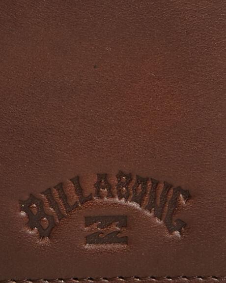 JAVA GRAIN MENS ACCESSORIES BILLABONG WALLETS - BB-9603206-JVG