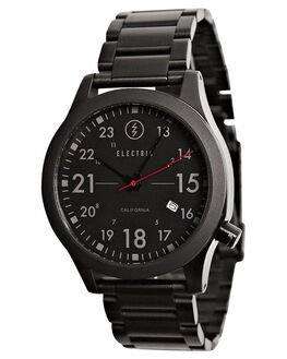 ALL BLACK MENS ACCESSORIES ELECTRIC WATCHES - EW0010010005