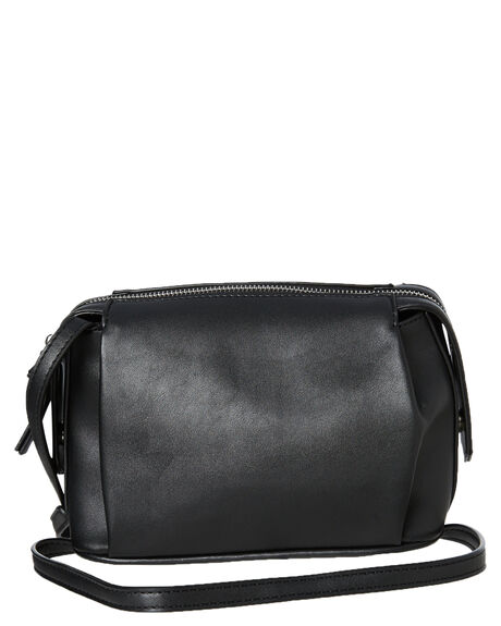 BLACK WOMENS ACCESSORIES THERAPY BAGS + BACKPACKS - 9804BLK