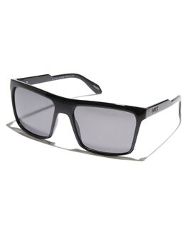 BLACK SMOKE MENS ACCESSORIES QUAY EYEWEAR SUNGLASSES - QM-000314-BLKSM