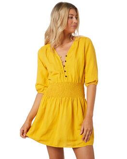 MARIGOLD WOMENS CLOTHING TIGERLILY DRESSES - T391428MAR