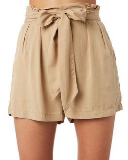 CORNSTALK WOMENS CLOTHING RUSTY SHORTS - WKL0673CNL