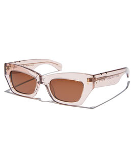LIGHT FAWN WOMENS ACCESSORIES PARED EYEWEAR SUNGLASSES - PE1707TBLFAW