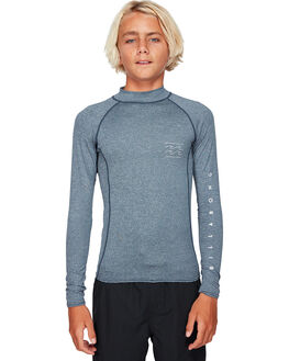 NAVY HEATHER BOARDSPORTS SURF BILLABONG BOYS - BB-8791504-N73