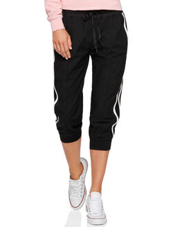 BLACK WOMENS CLOTHING LORNA JANE ACTIVEWEAR - W081928BLK