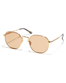 GOLD AMBER MENS ACCESSORIES EPOKHE SUNGLASSES - 0857-GLDPOAMBGLDAM