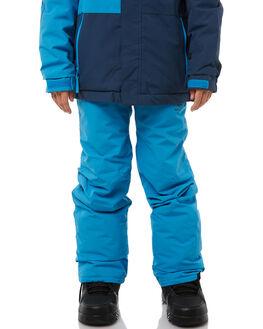MEDITERRANEAN BLUE SNOW OUTERWEAR RIP CURL PANTS - SKPAJ44626