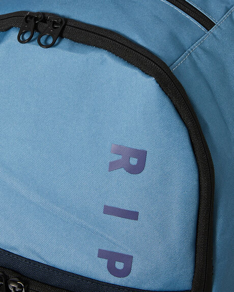 BLUE MENS ACCESSORIES RIP CURL BAGS + BACKPACKS - BBPBF90070