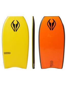 YELLOW SURF BODYBOARDS NMD BODYBOARDS BOARDS - N18UNITE43YEYELL