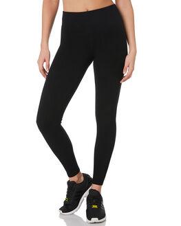 BLACK WOMENS CLOTHING SWELL PANTS - S8183196BLACK