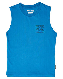 BLUE KIDS TODDLER BOYS BILLABONG TOPS - 7582501BLU