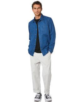 DENIM MENS CLOTHING SWELL SHIRTS - S5204167DENIM
