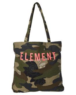 CAMO ROSE WOMENS ACCESSORIES ELEMENT BAGS - 283541CSE