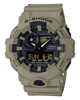 KHAKI MENS ACCESSORIES G SHOCK WATCHES - GA700UC-5AKHAK