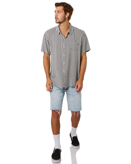 BLUE MENS CLOTHING ST GOLIATH SHIRTS - 4341066BLU