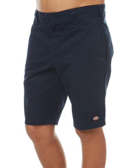 DARK NAVY MENS CLOTHING DICKIES SHORTS - WR872DNVY
