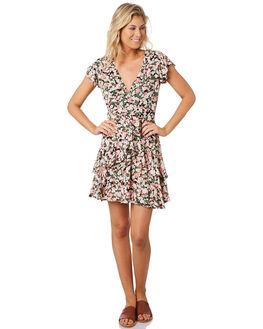 MULTI WOMENS CLOTHING MINKPINK DRESSES - MP1903474MUL