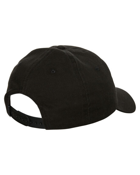 ALL BLACK MENS ACCESSORIES ELEMENT HEADWEAR - 186609AABLK