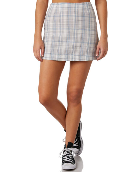 CHECK WOMENS CLOTHING THE HIDDEN WAY SKIRTS - H8184471CHECK